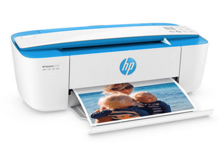 HP DeskJet and Ink Advantage 3700 All in One
